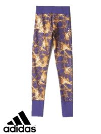 Women's Adidas 'Super' Leggings (AY3160) x8 (Option 1): £12.95.